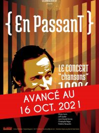 "Meeting with ""En passant"" - Concert 100% Goldman"