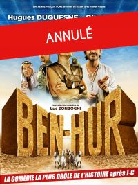 Meeting with Ben-Hur la parodie