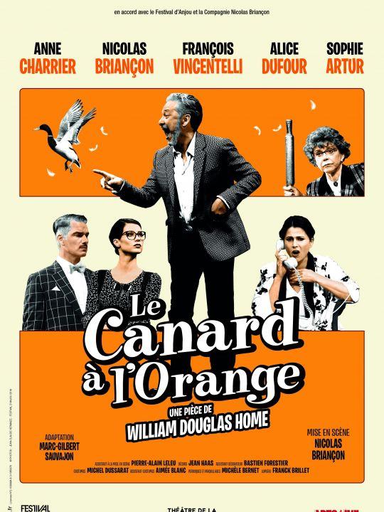 """Le Canard à l'Orange"""