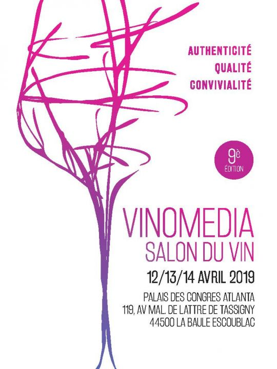 Vinomedia wine fair