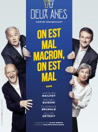 """Meeting with """"On est mal Macron, on est mal..."""""""