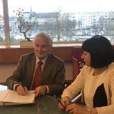 Partnership Atlantia - Nantes La Cité