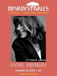 Meeting with Jane Birkin - Dryadestivales La Baule