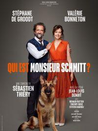 Meeting with Qui est Monsieur Schmitt ?