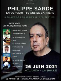 Meeting with Concert Hommage à Philippe Sarde & Cérémonie de remise des Prix du Festival de La Baule