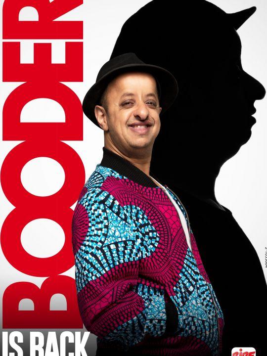 Booder is back!
