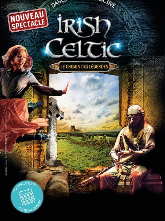 "Irish Celtic ""The Path of Legends"""