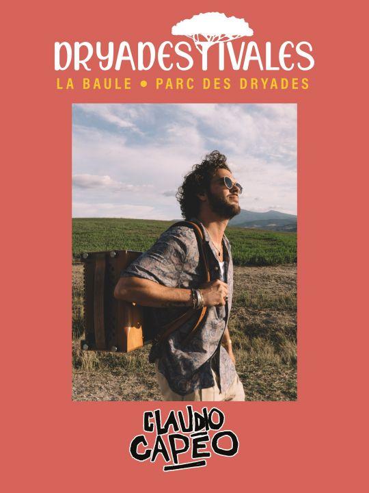 Claudio Capéo - Dryadestivales La Baule